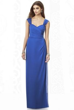 After Six bridesmaid dress - Style 6693