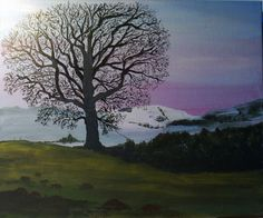 Brian's Tree 2013 (SOLD)