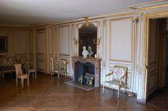 Grand cabinet de l'appartement de madame Du Barry -