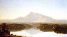 The Wilderness (2), huile sur toile de Sanford Robinson Gifford (1823-1880, United States)