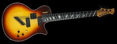 Charlie Hunter Semi-hollow Body 8-string