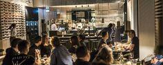 Restaurant interior design: Studie Street Grill CPH