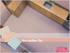 sassitsr's Gres minifloor Tiles