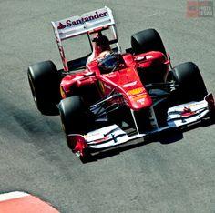 Formula 1 - Ferrari - Fernando Alonso - GP Monaco Montecarlo - daniphotodesign.com