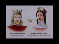 JAN LUCEMBURSKÝ VL 4. třída Youtube, Movies, Movie Posters, Art, Historia, Art Background, Films, Film Poster, Kunst