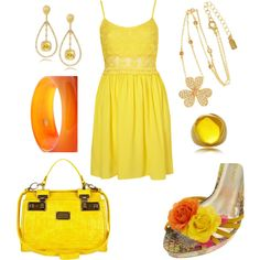 """Sunny..."" by rkimball on Polyvore"