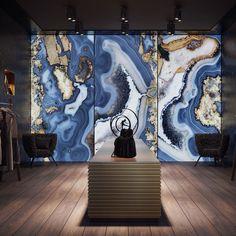 Carta da Parati e Pannelli Decorativi | Tecnografica Reggio Emilia, Maui, Decorative Wall Panels, Acrylic Panels, Marble Wall, Cool Woodworking Projects, Panel Wall Art, Modern Wallpaper, Wall Design