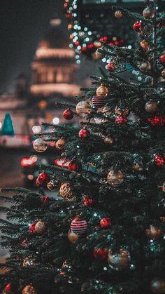 Wallpaper Christmas Phone Wallpaper, Xmas Wallpaper, Winter Wallpaper, Wallpaper Backgrounds, Christmas Feeling, Noel Christmas, Winter Christmas, Winter Snow, Mery Crismas