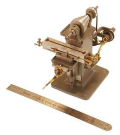 1890's Milling Machine (MM-1)