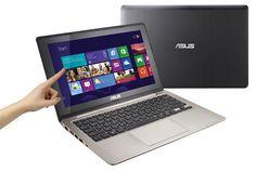 ASUS VivoBook Q200, S400 y S500 - Ultrabooks con pantalla táctil a precios económicos