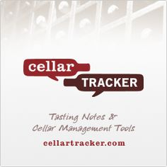 CellarTracker is the world's largest collection of wine reviews, tasting notes and personal stories from people who love wine. Wine Tasting Notes, Security Screen, Wine Reviews, Online Blog, Wine Drinks, Wine Cellar, Mobile App, Wines, Cellar Ideas