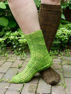 Seasonal Socks by Alexandra Richards - free