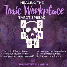 While long-standing and systemic problems are difficult to overcome, the intention of this spread is to see how we can best navigate the tempestuous waters of a toxic workplace – and heal our…