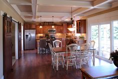 The Meadows ~ Wooster, OH - traditional - kitchen - other metro - Weaver Custom Homes