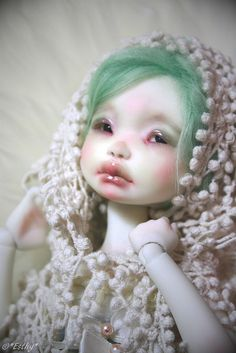 Dust of Dolls -- French bjd artists with a unique and beautiful flair.