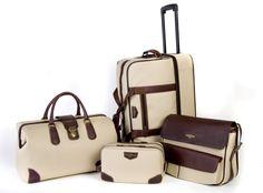 French 1846 Luggage
