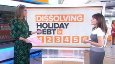 Americans racked up an average of $1,054 in debt during the holidays, according to a recent survey. As our Start TODAY – Family & Friends series continues, financial editor Jean Chatzky suggests unique ways to dissolve your holiday debt, like turning your travel miles into cash or selling unused tech, clothes or furniture online.