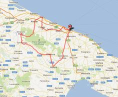 #cicloturismoinpuglia #cicloturismo #pugliainbici #basilicatainbici #bikebasilicata #basilicatabike #apuliabike #bicyclingtouring #biketouring #apuliabiketouring #apuliabike #casteldelmonte Castel Del Monte, Map, Location Map, Maps