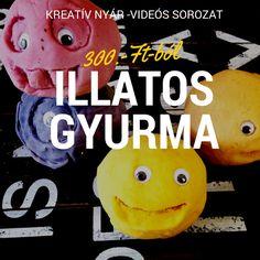 puha gyurma recept, illatos gyurma pillanatok alatt, szuper playdoh utánzat Salt Dough, Origami, Crafts For Kids, Creative, Baby, Fimo, Crafts For Children, Kids Arts And Crafts, Origami Paper