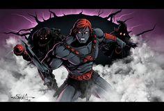 Masters of the Universe - Anti He-Man by Killersha.deviantart.com on @DeviantArt