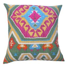 I pinned this Taourirt Pillow from the Froghill Designs event at Joss and Main!