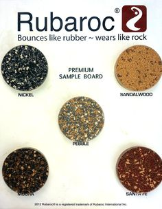 For sure footing around your pool or patio surface, choose Rubaroc! http://deckstore.ca/footing-pool-patio-surface-choose-rubaroc/