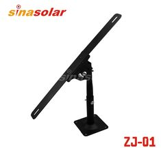 Universal Adjustable Solar Panel Wall And Ground Mounting Bracket