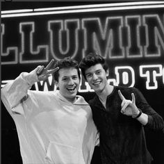 2 favs on 1 place❤️ #ShawnMendes #CharliePuth