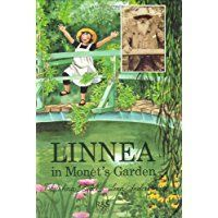 Linnea in Monet's Garden by Cristina Bjork and Lena Anderson. Art Books For Kids, Childrens Books, Art For Kids, Claude Monet, Monet Paintings, Black And White Background, 12th Book, Read Aloud, Matisse