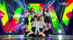 M COUNTDOWN | M COUNTDOWN|Ep.516  대세 굳히기에 돌입한 #여자친구 매력이 탕탕탕 터지는 여친이들의 'Fingertip' 무대! GFRIEND - Fingertip  World No.1 Kpop Chart Show M COUNTDOWN  Every Thur 6PM(KST) Mnet Live on Air  매주 목요일 저녁 6시 엠넷 생방송
