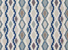 Ortega Topaz - Ortega : Romo Designer Fabrics & Wallcoverings, Upholstery Fabrics