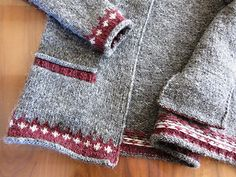 Ravelry: tomomin's Riddari Fair Isle Knitting, Lace Knitting, Knitting Ideas, Knitting Patterns, Knit Crochet, Sewing Patterns, What Is Fashion, Hobbies And Crafts, Cardigans For Women