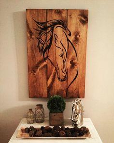 running horses wrapped canvas zulily zulilyfinds western horse