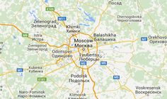 Moscow City Agglomeration - Competition - e-architect