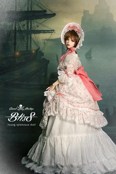 """First chracter from """"Carved Heritage"""" series YID #Bliss 2014.03.12-04.06 ! http://iplehouse.com/home/shop/item.php?it_id=1594426744&nhn1=en…"""