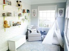Playroom makeover re