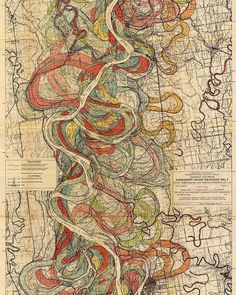 Cape Girardeau, Army Corps Of Engineers, Soil Layers, Southern Illinois, Historical Maps, Cartography, Arkansas, Geology, Vintage World Maps