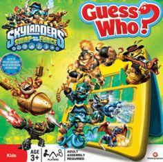 Buy Skylanders SWAP Force Guess Who?   Free UK Delivery   GAME