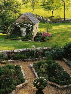 Jennings & Gates: Notes from a Virginia Country House: Virginia Country from A to Z: G is for Gardening
