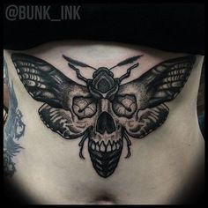 ideas about Death Moth Tattoo on Pinterest | Death head moth tattoo ...
