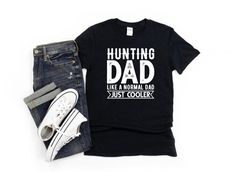 Cool Hunting Season Tshirt gift for the Best Fathers on his Birthday, Fathers Day, or Christmas that loves to be outdoors and who loves to hunt buck and fowl. Funny Mens Deer Hunting Shirt. Fun and comfy Outdoorsman Sport Gift for Dad to wear all year long. Shop More Hunting Gifts: Hunting Gifts, Deer Hunting, Gifts For Hunters, Hunting Season, Sports Gifts, Good Good Father, Online Gifts, Man Humor, Retail Therapy