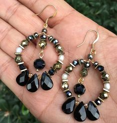 Tasseled DIY Earrings – Halcraft Collection - Owners & Creators of Bead Gallery!