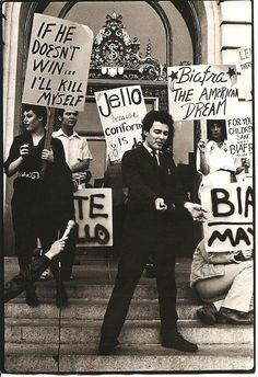Jello Biafra for mayor