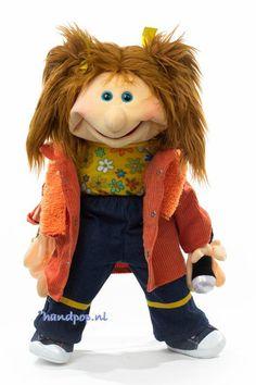 Living Puppets handpop Sophie - Handpoppen.nl