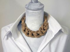 Rope Statement Necklace | 25 Nautical Picks