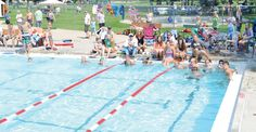 """Congratulations Lewistown! Our first ever pool extravaganza """"Sink or Swim"""" fundraiser - S.O.S. was an amazing success. The public support was incredible for the raffle, garage sale, duck race, and swim-a-thon!"""