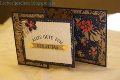 liebes Lieschen: VIP-Donnerstag - Double Z Fold Card