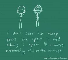 Sooo know this feeling....just pharmacy school instead....