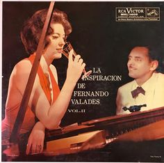 Fernando Valades* - La Inspiracion De Fernando Valades Vol. II (Vinyl, LP, Album) at Discogs