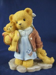 Cherished Teddies Catalog | Cherished Teddies ~ IRENE ... TIME LEADS BACK * NIB